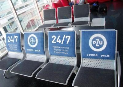 PZU reklamines kedes oro uoste