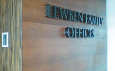 Lewben Family Offices logo siena