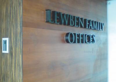 Lewben Family Offices logo siena