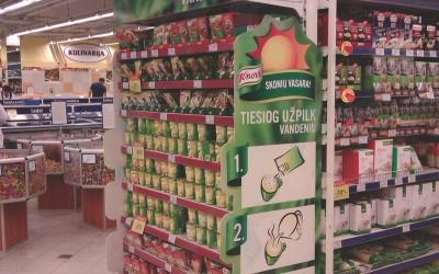 Knorr lentyna